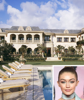 See the Former Hadid-Family Mansion That's Listed for $85 Million