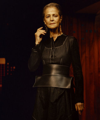 70-Year-Old Charlotte Rampling Is Loewe's Modern Muse