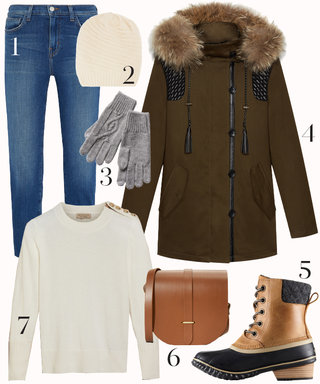 What to Wear for a Low-Key Winter Date Night