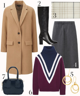 A Chic Winter-Proof Outfit for Your Next Big Meeting