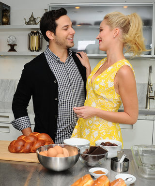 Homemade Dishes from Newlyweds Anna Camp and Skylar Astin