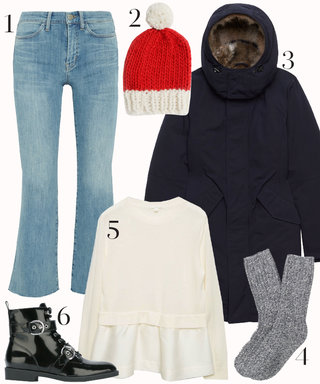 What to Wear When the Forecast Reads Sub-Zero