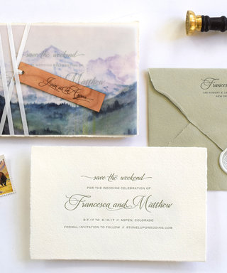 9 Cool Save-the-Dates That Will Wow Your Guests