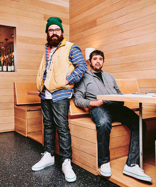 Chefs Vinny Dotolo & Jon Shook Reveal Their No-Fail Dinner Party Dish