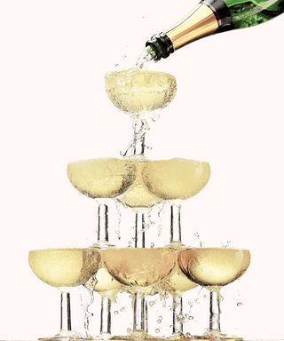 Is Champagne the Secret to Waves of Your Dreams?