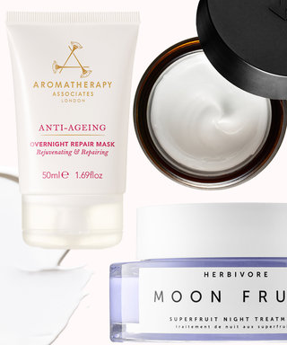 Sleep Your Way to Better Skin with these Overnight Masks