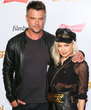 Fergie & Josh Duhamel Show Off Smokin' Hot Beach Bods on Vacay