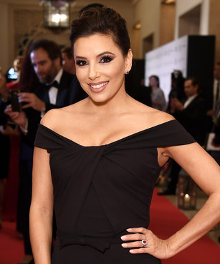 Eva Longoria Is Wearing the Hottest Swimsuit Trend of 2017