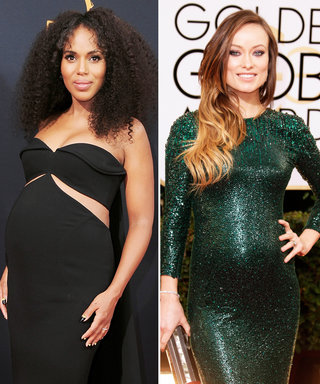 7 Red Carpet-Worthy Gowns for the Mother-to-Be