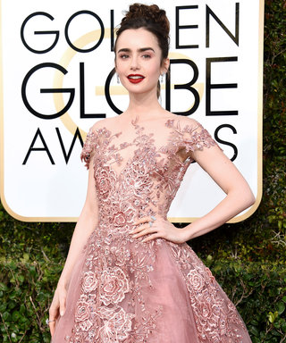 The Sweetest Shade That Swept the Golden Globes Red Carpet