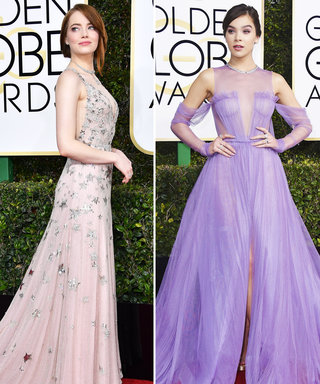 The Most Princess-Worthy Dresses at the 2017 Golden Globes