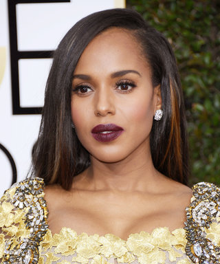 The 8 Prettiest Beauty Trends From the Golden Globes Red Carpet