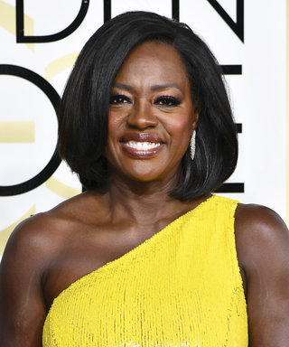 Viola Davis Dishes on Two Secret Weapons for Being Red Carpet-Ready
