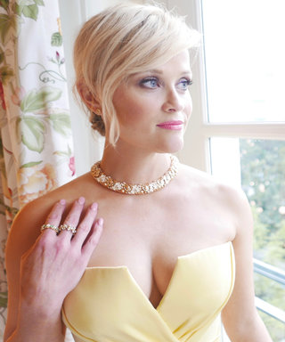 Get Ready with Reese Witherspoon for the 2017 Golden Globe Awards