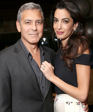George Clooney Finally Speaks Out About Becoming a First-Time Dad