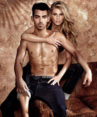 Joe Jonas Flaunts Insane Abs in New Guess Campaign