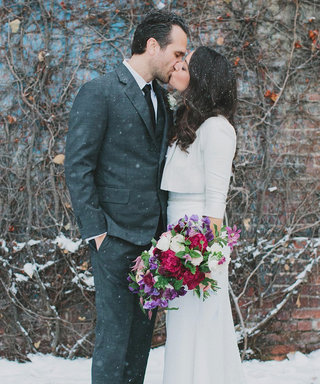 10 Ways to Make Your Winter-Wedding Photos Picture-Perfect