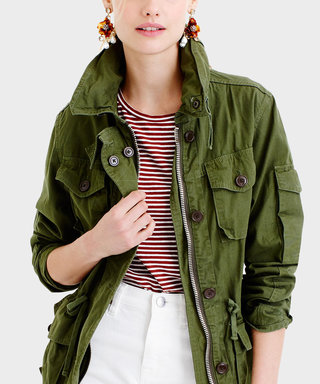 These J. Crew Basics Are All You Need (& They're On Sale Now!)