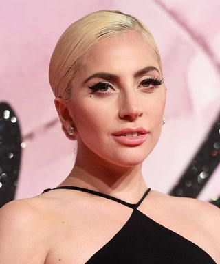 Lady Gaga Builds an Outdoor Dance Floor for At-Home Super Bowl Practice
