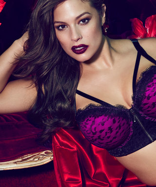 Ashley Graham's Sexy Lingerie Ads Are the Perfect V-Day Inspiration
