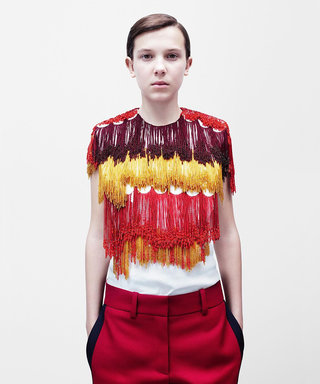 Millie Bobby Brown Is Officially a Calvin Klein Model