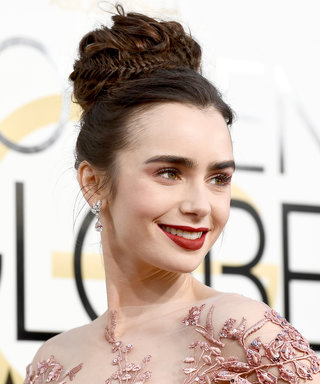 Lily Collins Is Getting This Costume Designers Guild Honor