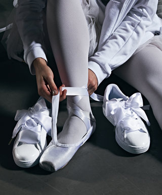 These Ballet-Inspired Sneakers Will Be the Next Big Thing