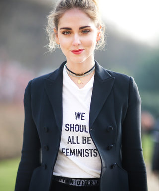 This Is the Most Popular T-Shirt at Couture Fashion Week