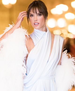 Alessandra Gives Us a Lesson in How to Strut in Paris