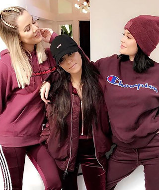10 Burgundy Pieces So You Can Twin with Kylie, Khloe, and Kourtney