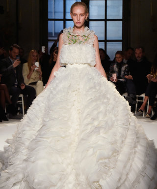 The Couture Wedding Dresses That'll Make You Weep with Joy