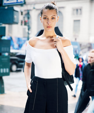 Bella Hadid Wants You to Find Her in NYC