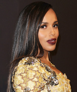 Kerry Washington Just Got the Bob of Our Dreams