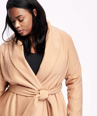 12 Curve-Friendly Coats to Take You From Winter to Spring