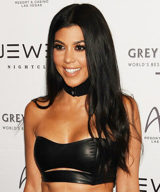 Kourtney Kardashian's 3 Easy Tips for Avoiding Sugar