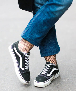 10 Black Sneakers That Go with Your Entire Wardrobe