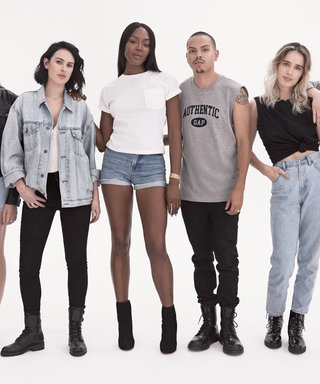 Rumer Willis Looks Just Like Mom Demi Moore in Gap's '90s Throwback Campaign