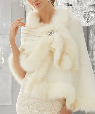 How to Stay Warm at Your Winter Wedding