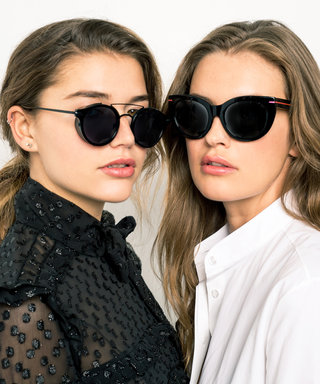 Bella and Gigi's Older Sister Alana Hadid Launches Sunglasses