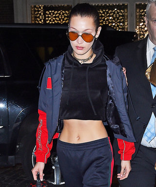 Shop the Striped Track Pants All of the Celebs Are Wearing