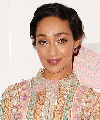 Take a Closer Look: There Are Hearts on Ruth Negga's Gown