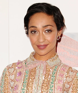 Ruth Negga Slays the Red Carpet Once More—In Valentino, No Less