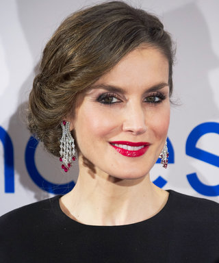 How a Royal Does Braids, Starring Queen Letizia