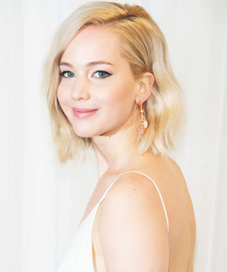 Jennifer Lawrence Got The Bangs You've Been Dying to Try