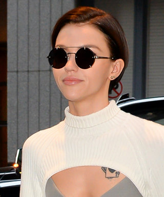 How Ruby Rose Refreshes the Crop Top