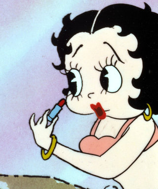 Betty Boop Is Getting Her Own MAC Lipstick