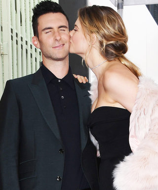 Adam Levine & Behati Prinsloo's Daughter Makes Her First Public Appearance