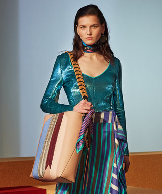 See Our Favorite Looks from Jonathan Saunders's DVF