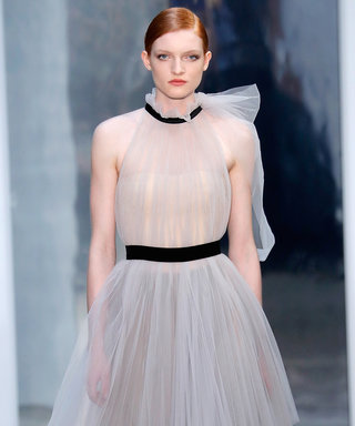 These Are the Dresses We Drooled Over at Carolina Herrera