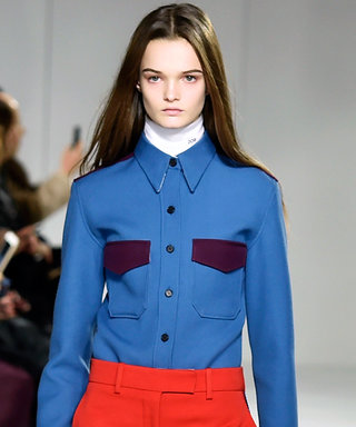 Calvin Klein's NYFW Runway Offered a Lesson in Layering